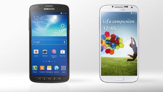 Samsung Galaxy 4S Active