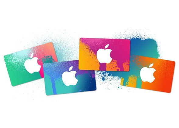 Apple Store Gavekort