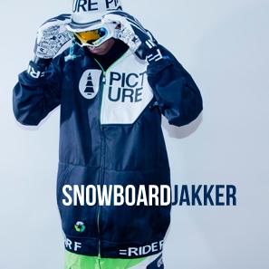 Snowboard jakker